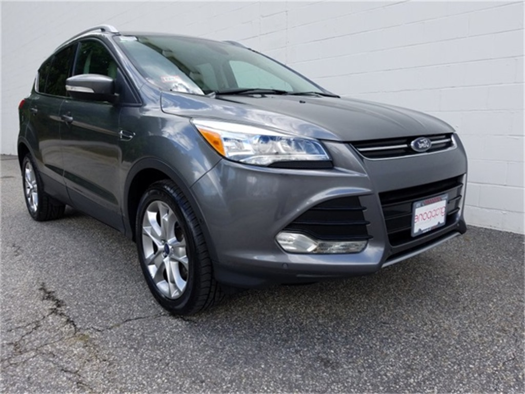 Pre owned 2014 ford escape titanium