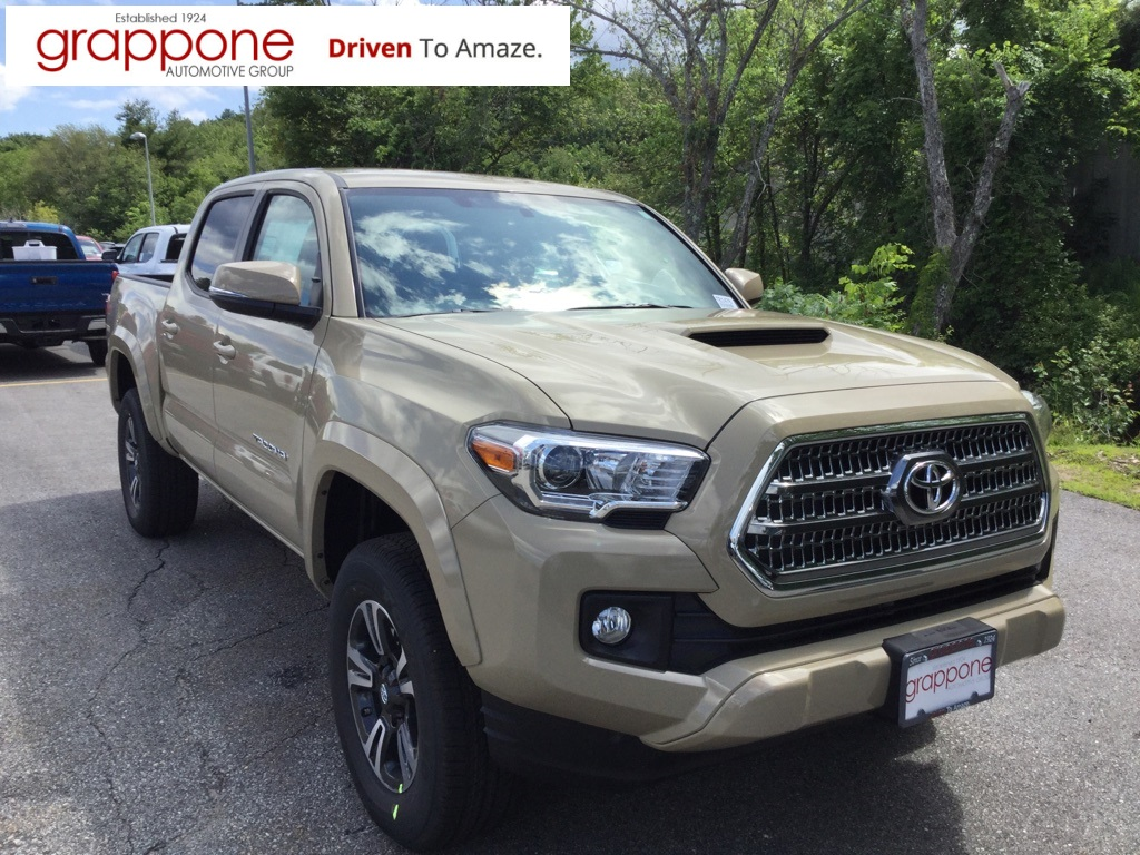new 2017 toyota tacoma trd sport 4d double cab 4d double cab in bow di state te1822. Black Bedroom Furniture Sets. Home Design Ideas
