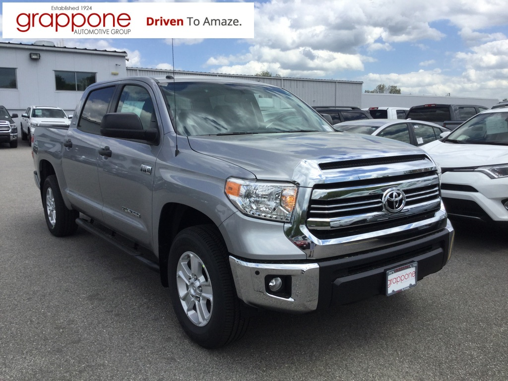 new 2017 toyota tundra sr5 4d crewmax 4d crewmax in bow di state te1276 grappone toyota. Black Bedroom Furniture Sets. Home Design Ideas