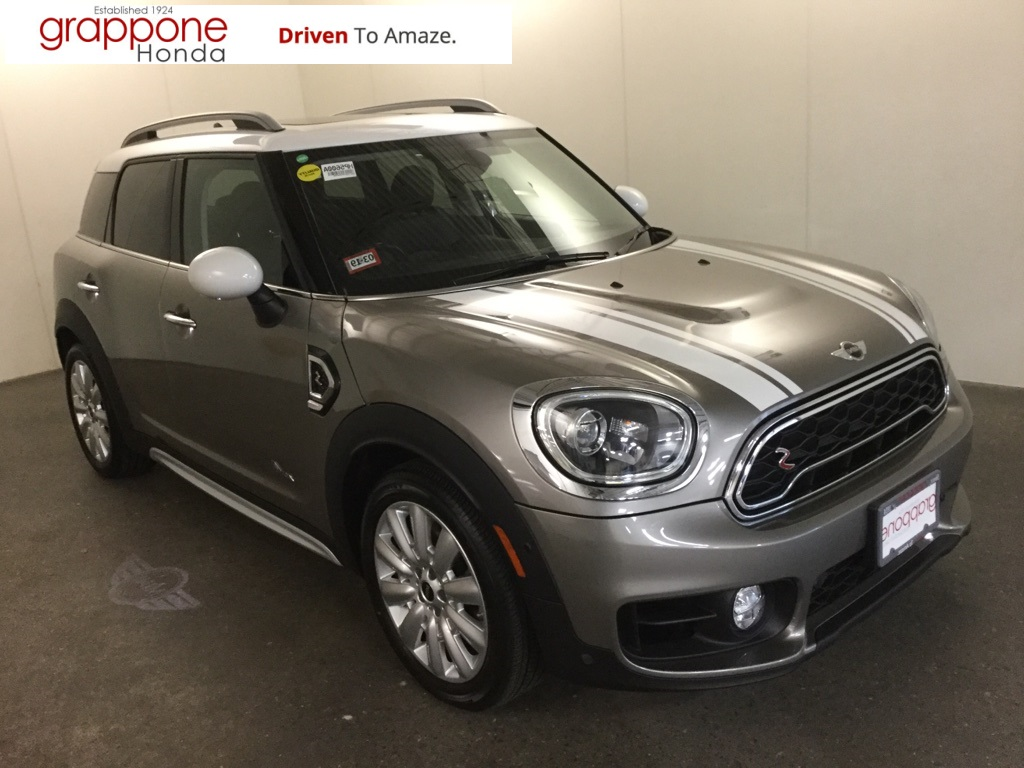 Pre Owned 2017 Mini Cooper S Countryman Base