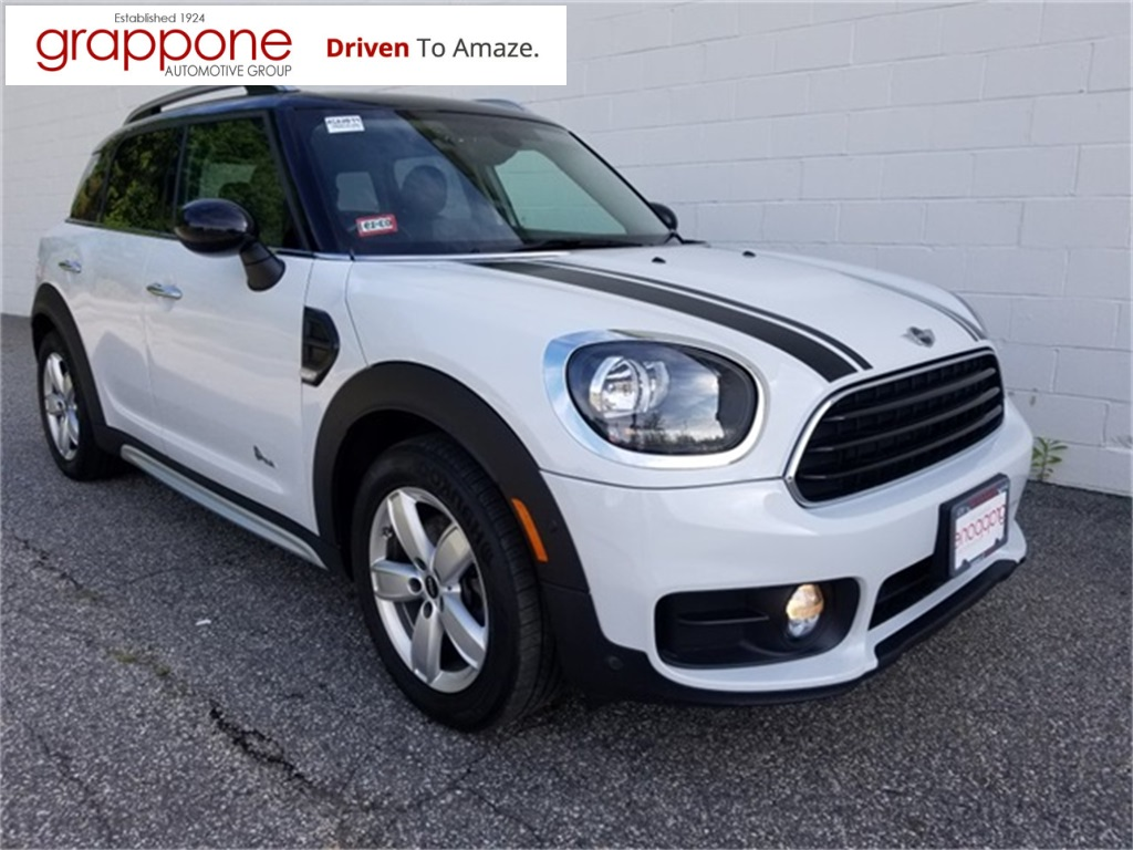 Pre Owned 2017 Mini Cooper Countryman Base